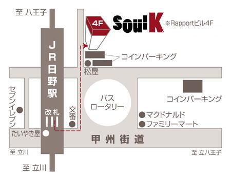 SoulK地図